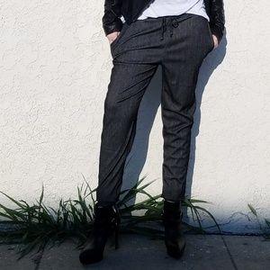 Pants - Soft Stretch Denim Jogger Pant